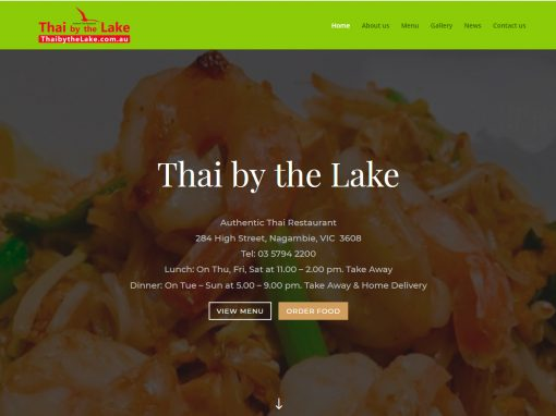 Thai by the Lake